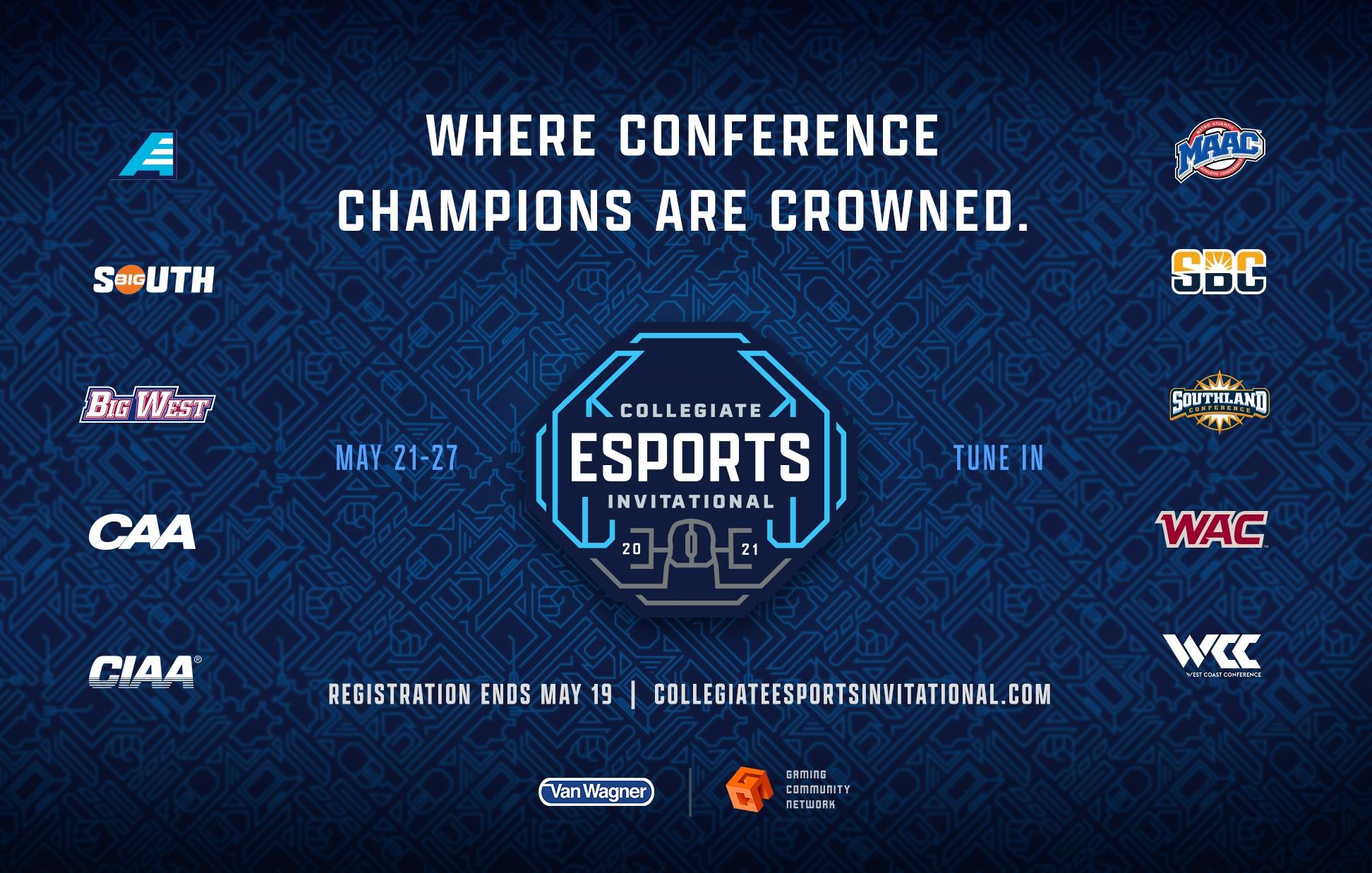 Registrations Open for Collegiate Esports Invitational Feat. Fortnite