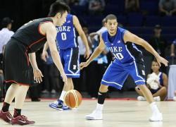 Duke basketball travels to China on 'Friendship' trip