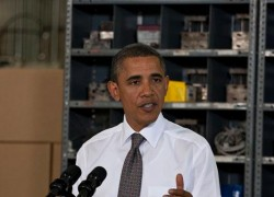 Study: Obama mentioning climate change far less in speeches