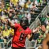 Oregon quarterback job still up for grabs at start of camp