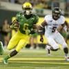 Oregon overpowers Arkansas State in season opener
