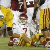 No. 2 USC upended by Cardinal at Stanford Stadium