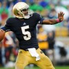 Golson geared to go for Notre Dame