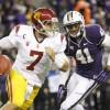 USC Trojans prevail 24-14 over Washington