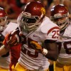 This time, USC exhibits composure