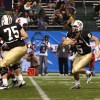 UCF defeats Ball State in the Beef O' Brady's Bowl