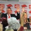 Bielema introduced as new Arkansas head coach