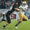 Stanford beats UCLA 27-24, clinches Pac-12 title