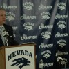 Nevada welcomes Polian as new head coach