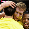 Singler leads the way as Ducks upset Arizona for first landmark win at Matthew Knight Arena