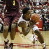 No. 5 Indiana holds on to beat no. 8 Minnesota