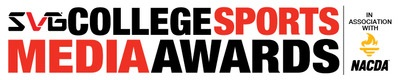 Enter the 2019 SVG/NACDA College Sports Media Awards Today!